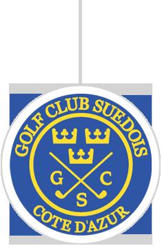 Logo Club de golf Suédois Côte d'Azur